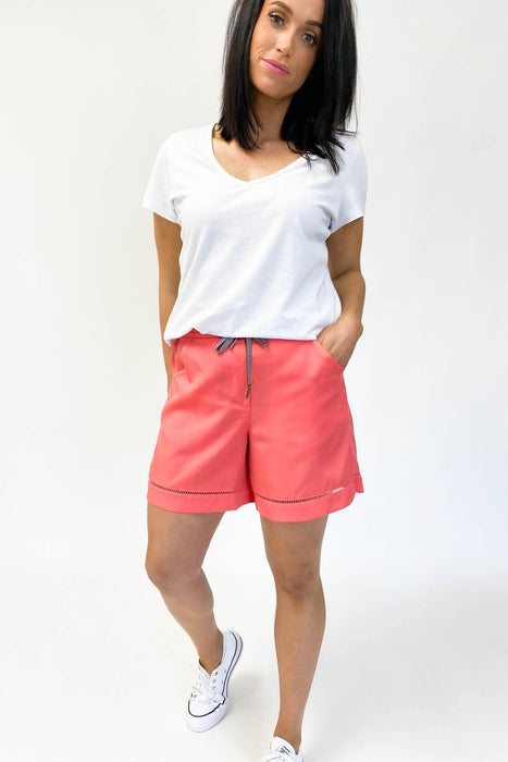 Elm Bree Shorts Coral - Shine On
