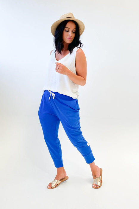 Elm Fundamental Brunch Pants Bluebell