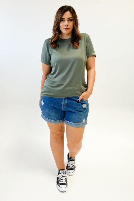 Foxwood Piper Tee Khaki