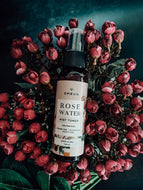 Rose Water Mist Toner