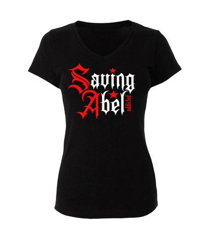 Woman's Saving Abel Star Logo Addicted Shirt