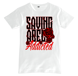 Saving Abel Addicted Rose Shirt