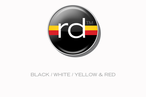 RaceDots 10 Pack Black/Yellow/Red
