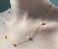 Load image into Gallery viewer, Kamala Pearl Necklace