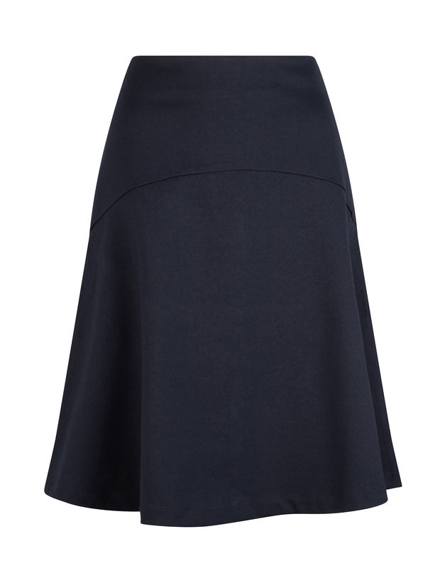 Chloe Fit & Flare Skirt