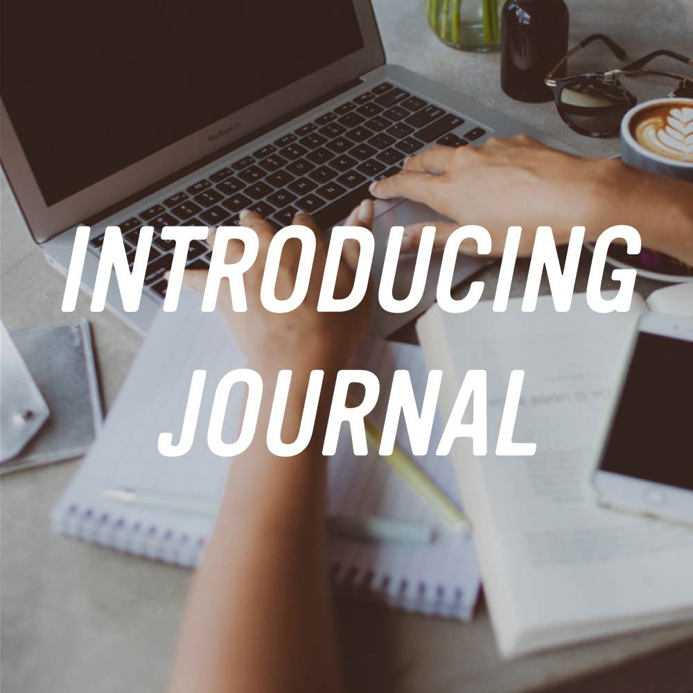 Introducing Journal, a blog by Power Practical.