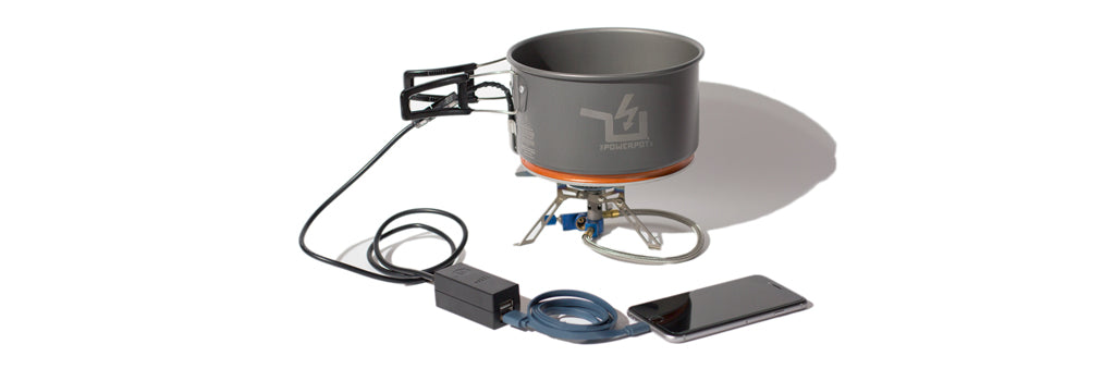 The PowerPot thermoelectric generator