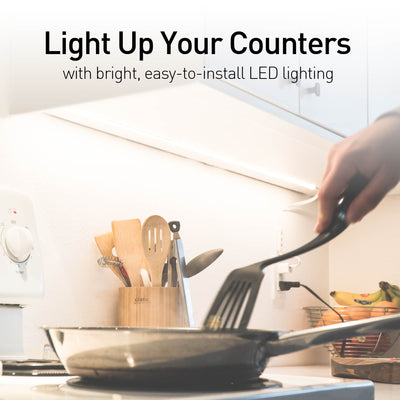 Luminoodle Under Cabinet LED USB Lighting