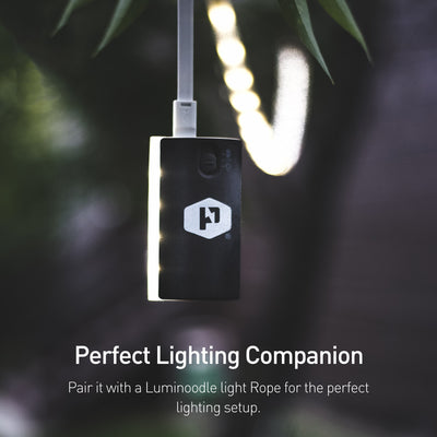Lithium 4400 is the perfect lighting companion of the Luminoodle Light Rope.