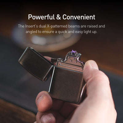 Sparkr Insert is powerful and convenient
