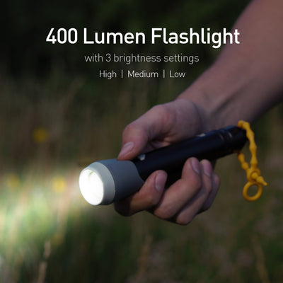 Sparkr Flashlight & Lighter
