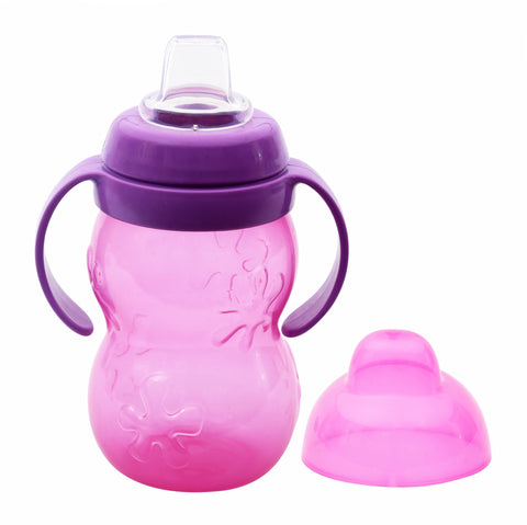 1st Step BPA Free Soft Spout Sipper Cup-Pink