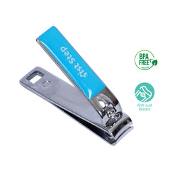 1st Step Easy Grip Baby Nail Clipper-Blue