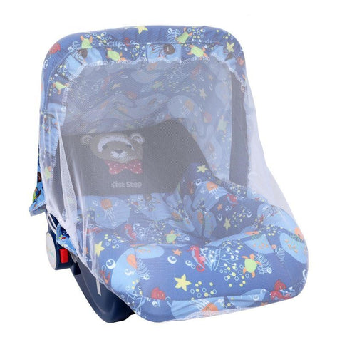 1st Step 5 In 1 Carrycot With Anti-Mosquito Mesh