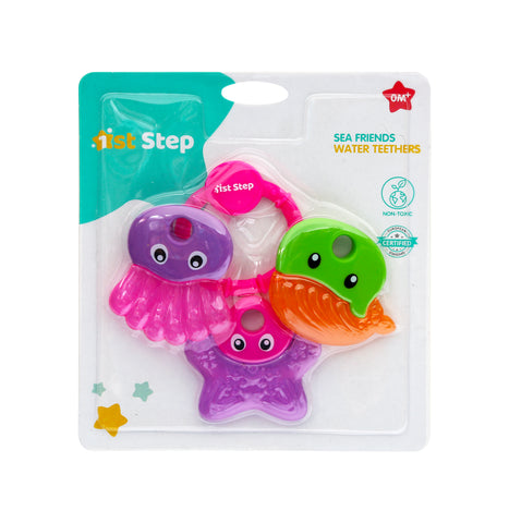 1st Step Sea Friends Water Filled Teether