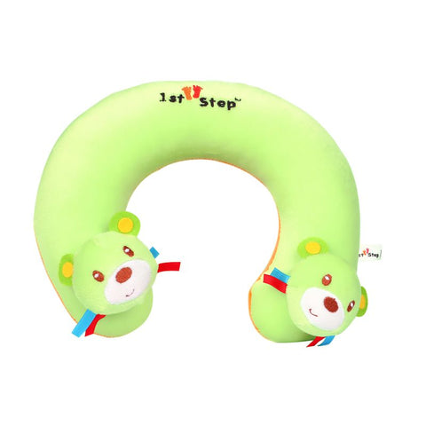 1st Step Soft Dog Faced Neck Supporter Pillow