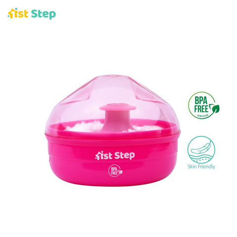 1st Step Powder Box - Pink