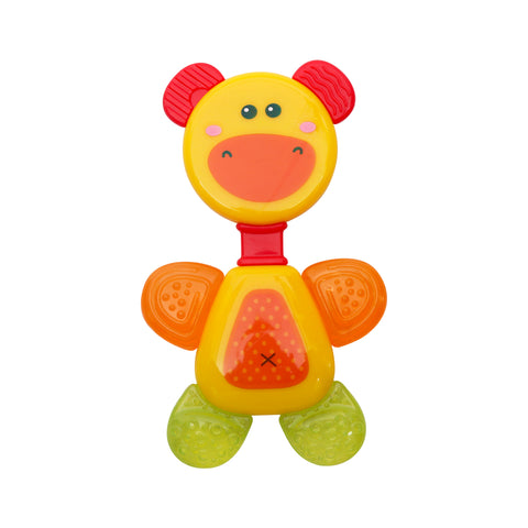 1st Step Flexi-Neck BPA Free Water Filled Rattle Teether