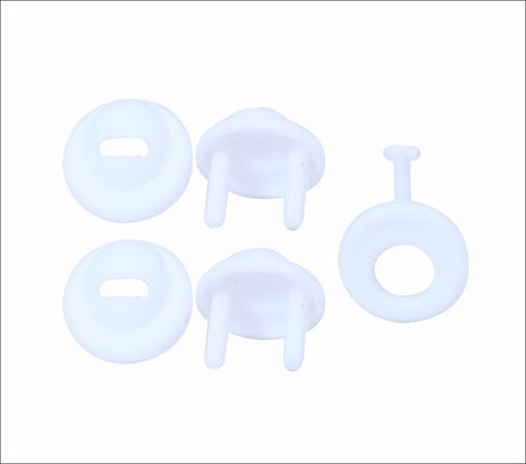 1st Step Socket Cover With Key ( Pack of 6)