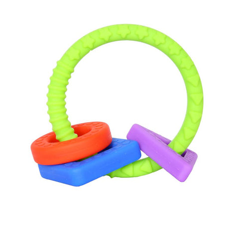 1st Step BPA Free  Silicone Teether