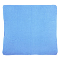 1st Step Terry Cotton Soft, Absorbant, Breathable, Skin Friendly, Printed, Hooded Baby Bath Towel/Bath Robe/Wrapper (Blue)
