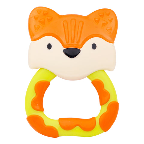 1st Step BPA Free Fox Shaped Water Filled teether