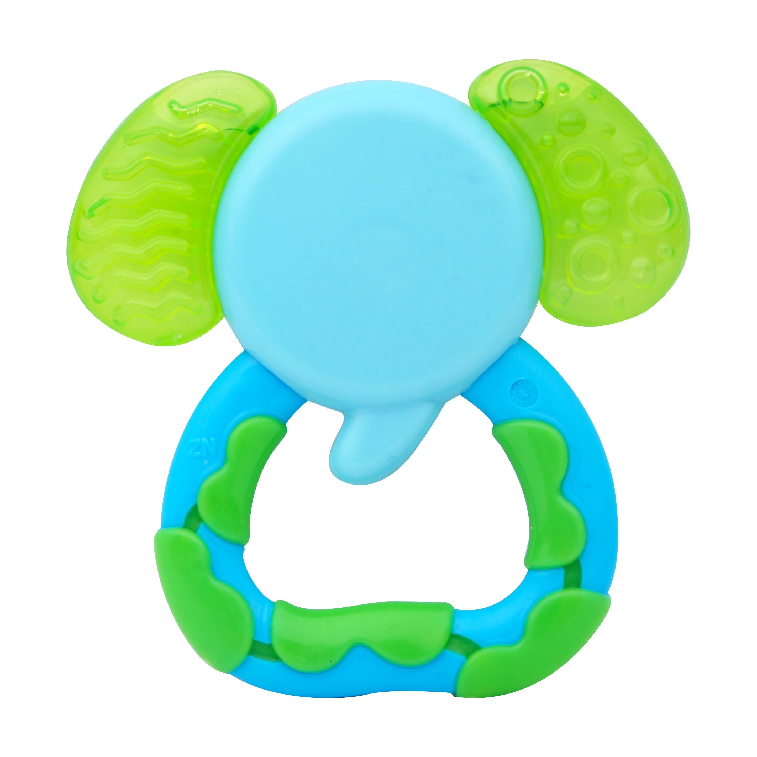 1st Step BPA Free Elephant Shaped Water Filled teether