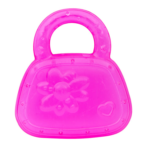 1st Step BPA Free Water Filled Teether-Pink