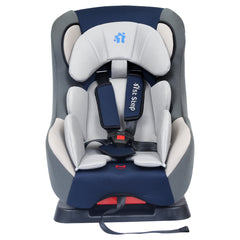 1st Step ECE R44/04 Safety Certified Car Seat for Kids of 2 to 5 Years Age with 3 Recline Position and 5 Point Safety Harness - Navy Blue