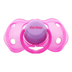 1st Step Soft Silicone Pacifier-Pink