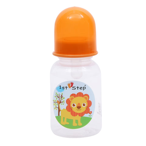 1st Step 125 Ml Feeding Bottle - Pack Of 3