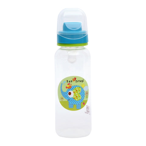 1st Step 250 Ml BPA Free Polypropylene Feeding Bottle-Blue