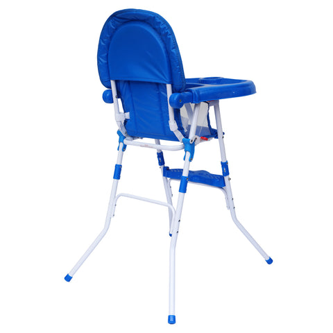 1st Step Convertible High Chair Cum Booster Seat-Blue