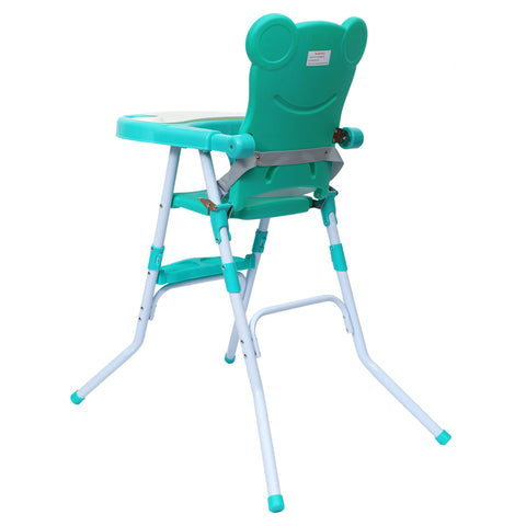 1st Step Convertible High Chair Cum Booster Seat-Mint Green