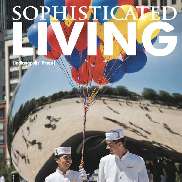 Sophisticated Living, July 2017