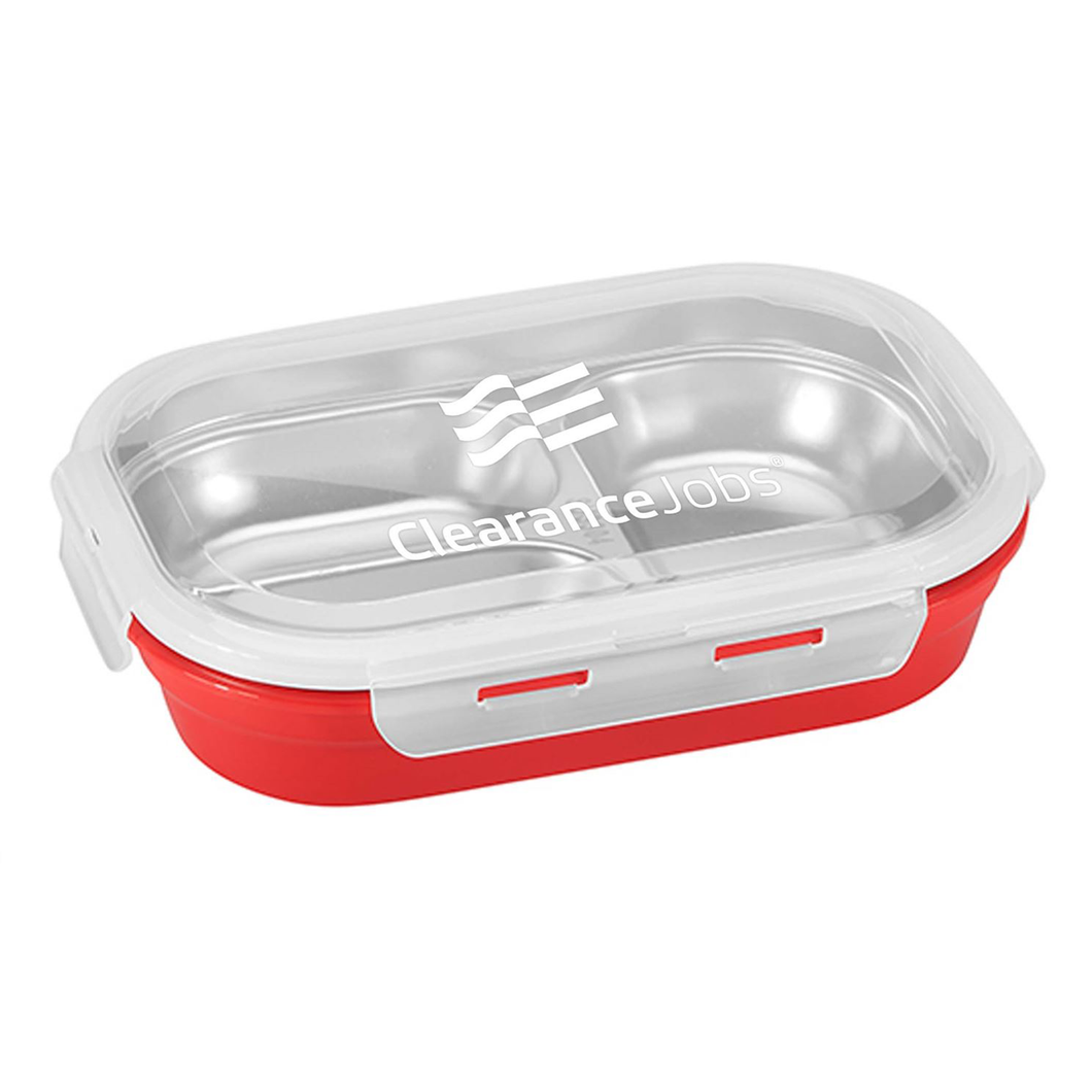 Bento Style Stainless Steel Lunch Container