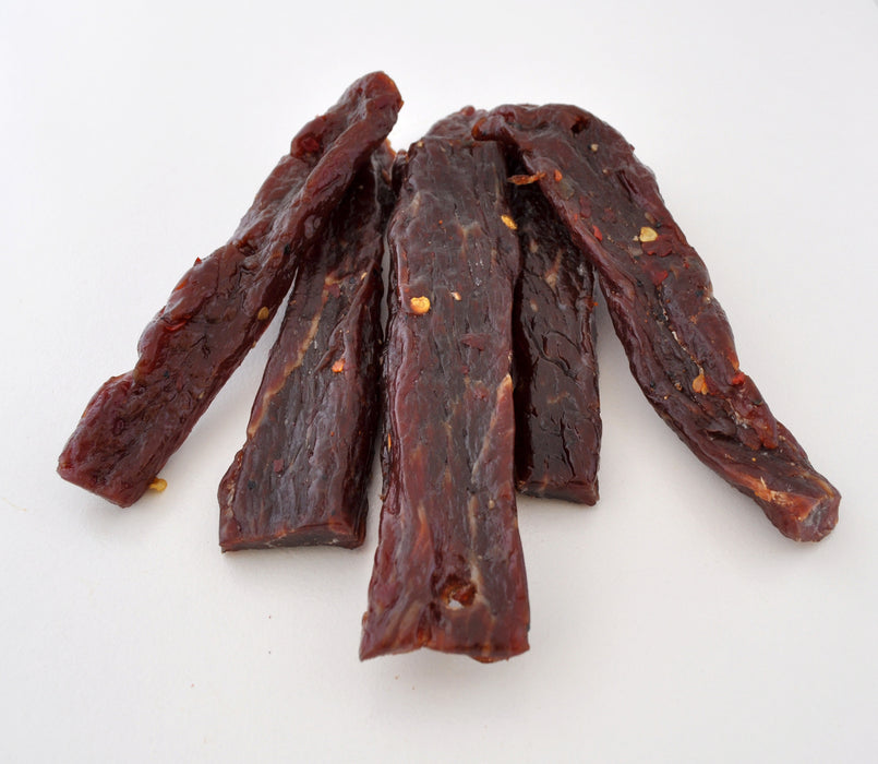 Root Beer - Smoked Steak Strips - 3 oz