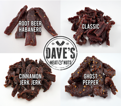 Jerk Monthly - 3 bags of Jerky a month + 10% off