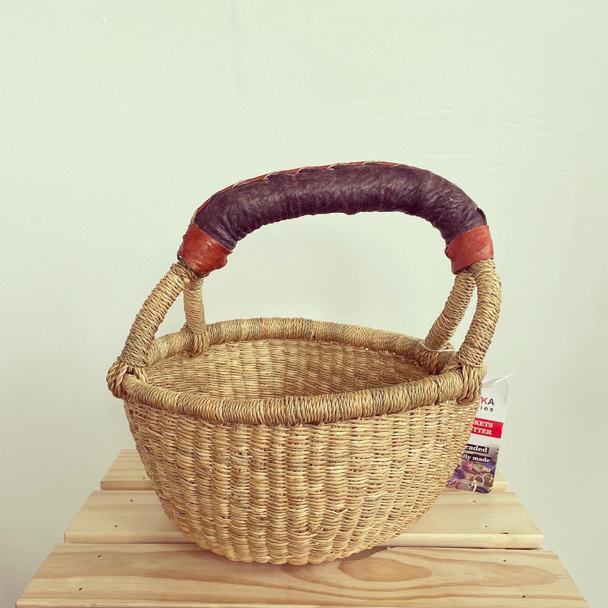 Baby Basket: Wheat Berry