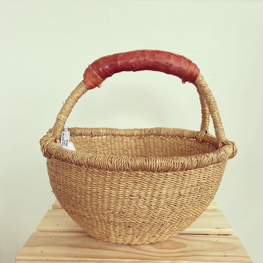 Baby Basket: Natural