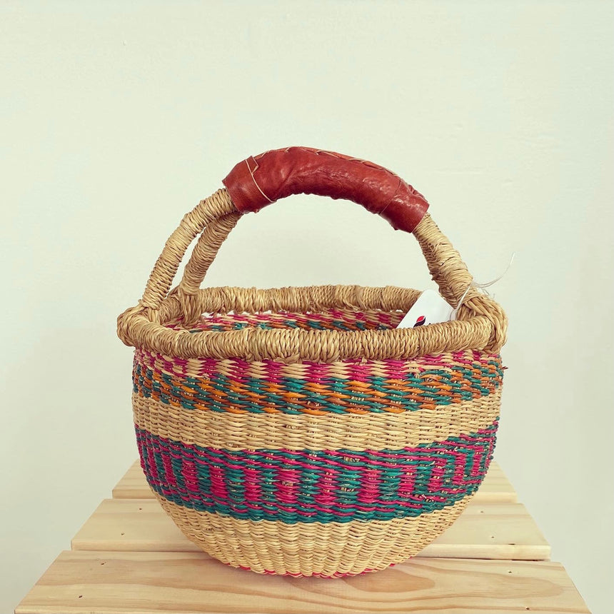 Baby Basket: Raspberry