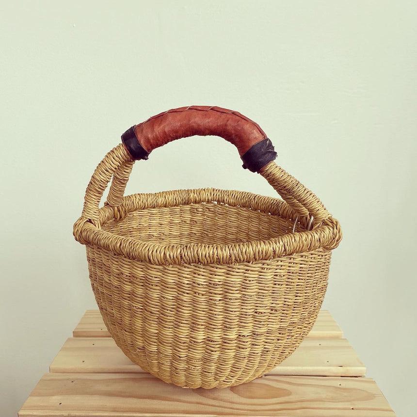 Baby Basket: Wheat