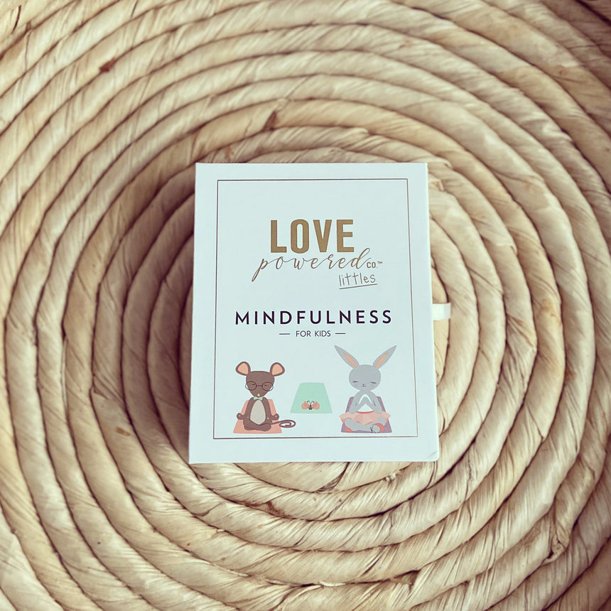 Mindfulness Cards for Kid