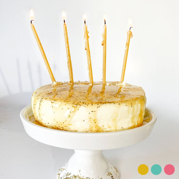 Five Reasons Why You Should Make the Switch to Beeswax Candles