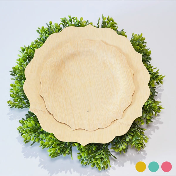 The Bamboo Plate: Unique, Sustainable and Beautiful