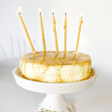 Load image into Gallery viewer, Tall Beeswax Party Candles