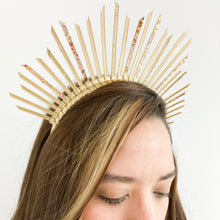 Load image into Gallery viewer, Gala Handmade Crown