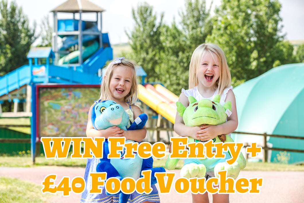 Family Entry & £40 Food Voucher