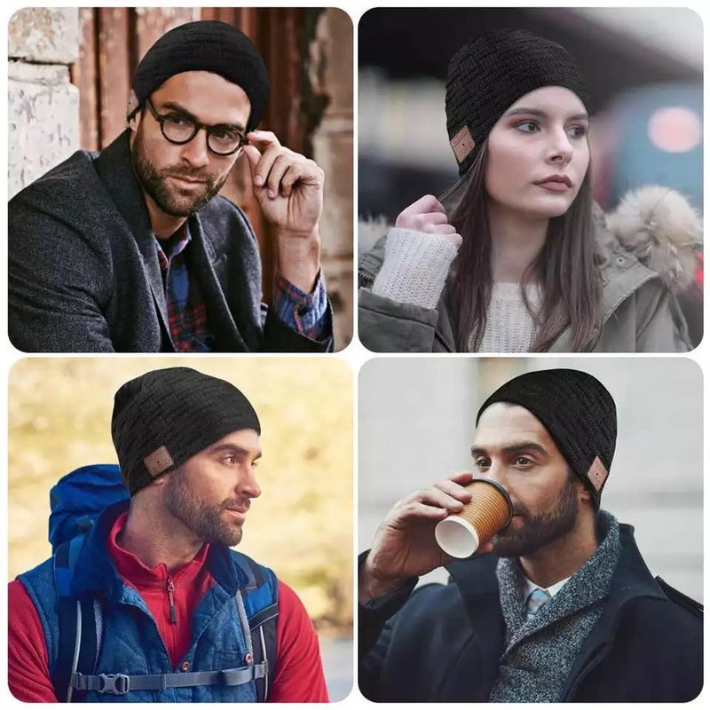 CASUAL BLUETOOTH BEANIE SMART TECH & ACCS