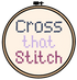 Crossthatstitch